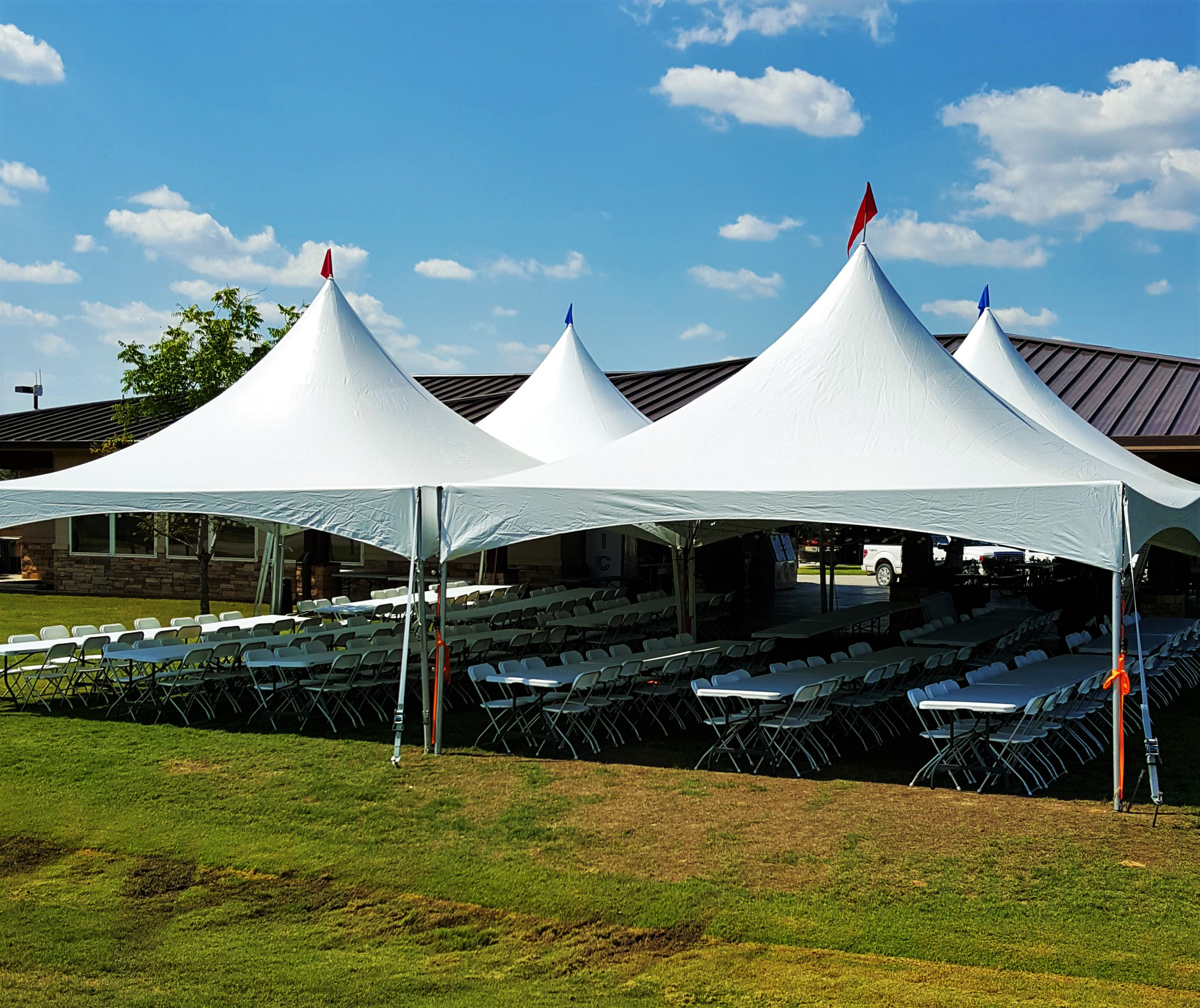 40x40 Marquee Frame Tent