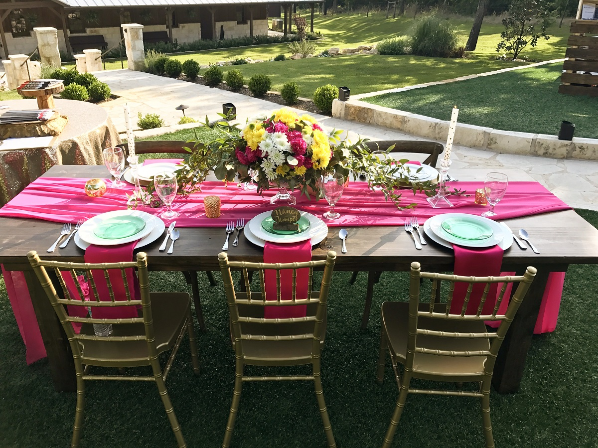 fancy chair rental adirondack plans pdf farm table 8 39 party and wedding rentals for denton