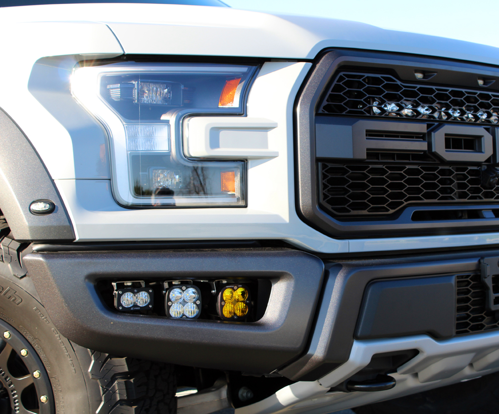 hight resolution of  baja designs unlimited fog light bucket off road lighting package 447567