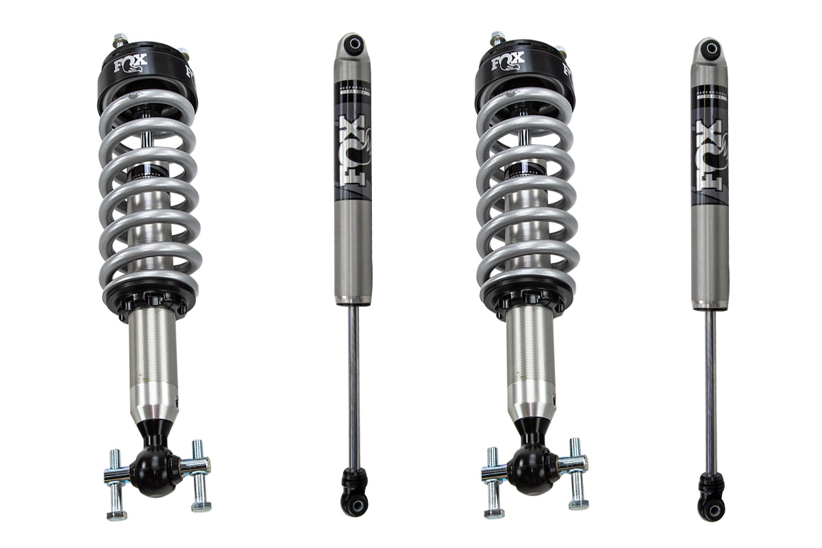 Ford Ranger Fox Stage 1 Suspension Package Fox