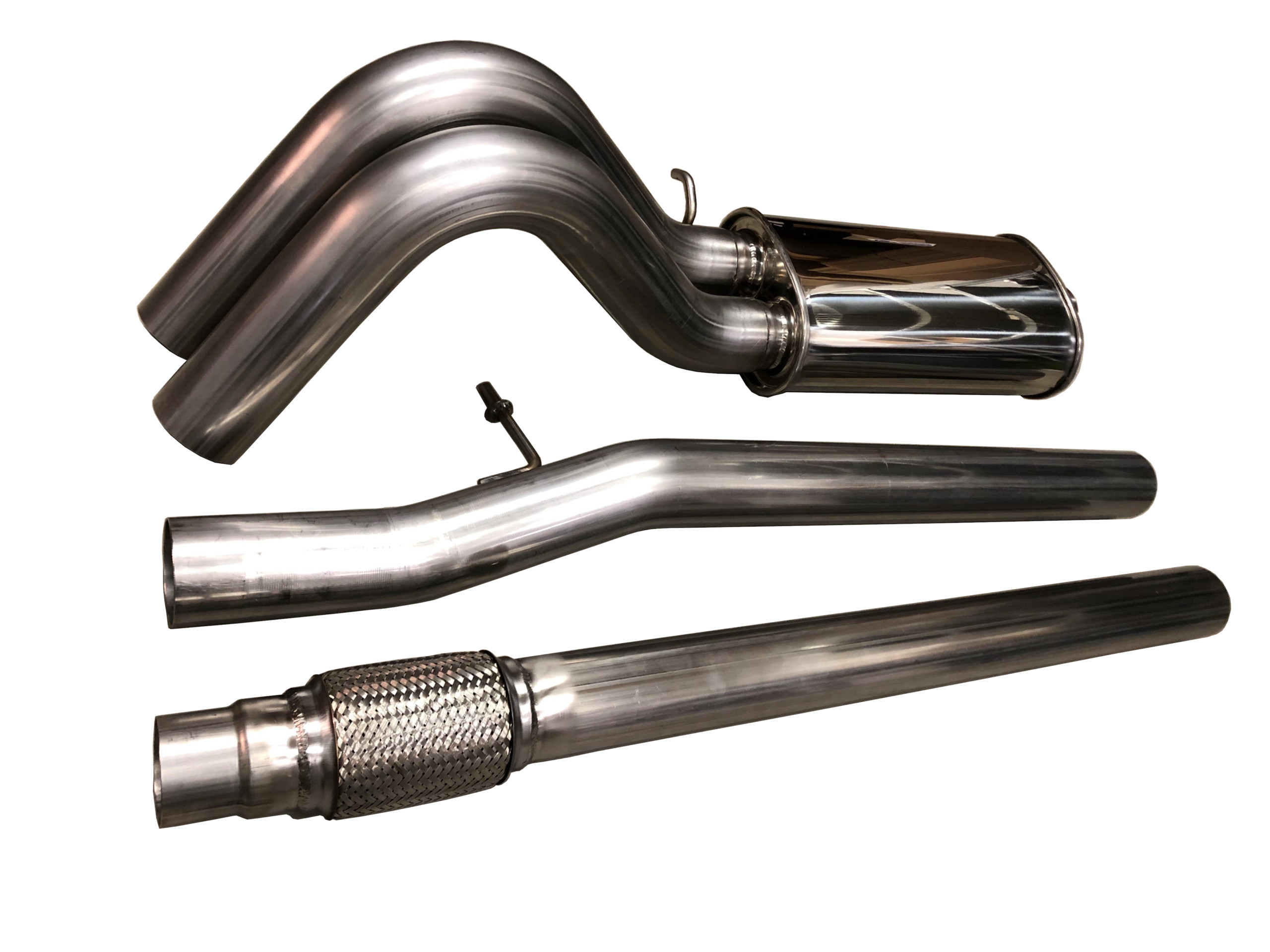 2019 ford ranger 2 3l eb spd performance offroad dual exit axle dump exhaust cb23r1920 adf