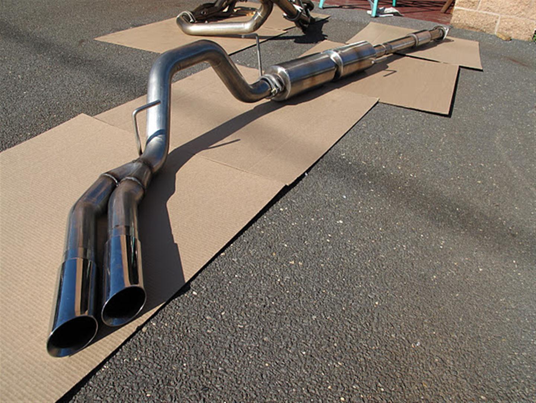 2011 2020 f150 5 0l american racing headers 3 cat back exhaust kit f150 11312ctbk