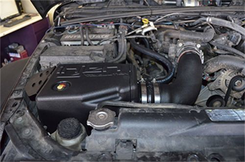 small resolution of  jeep wrangler 3 8l v6 evolution intake evo5002