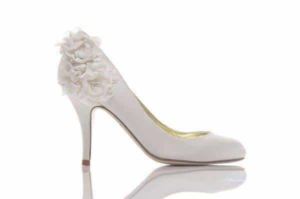 Something blue for your wedding - beautiful wedding shoes 2