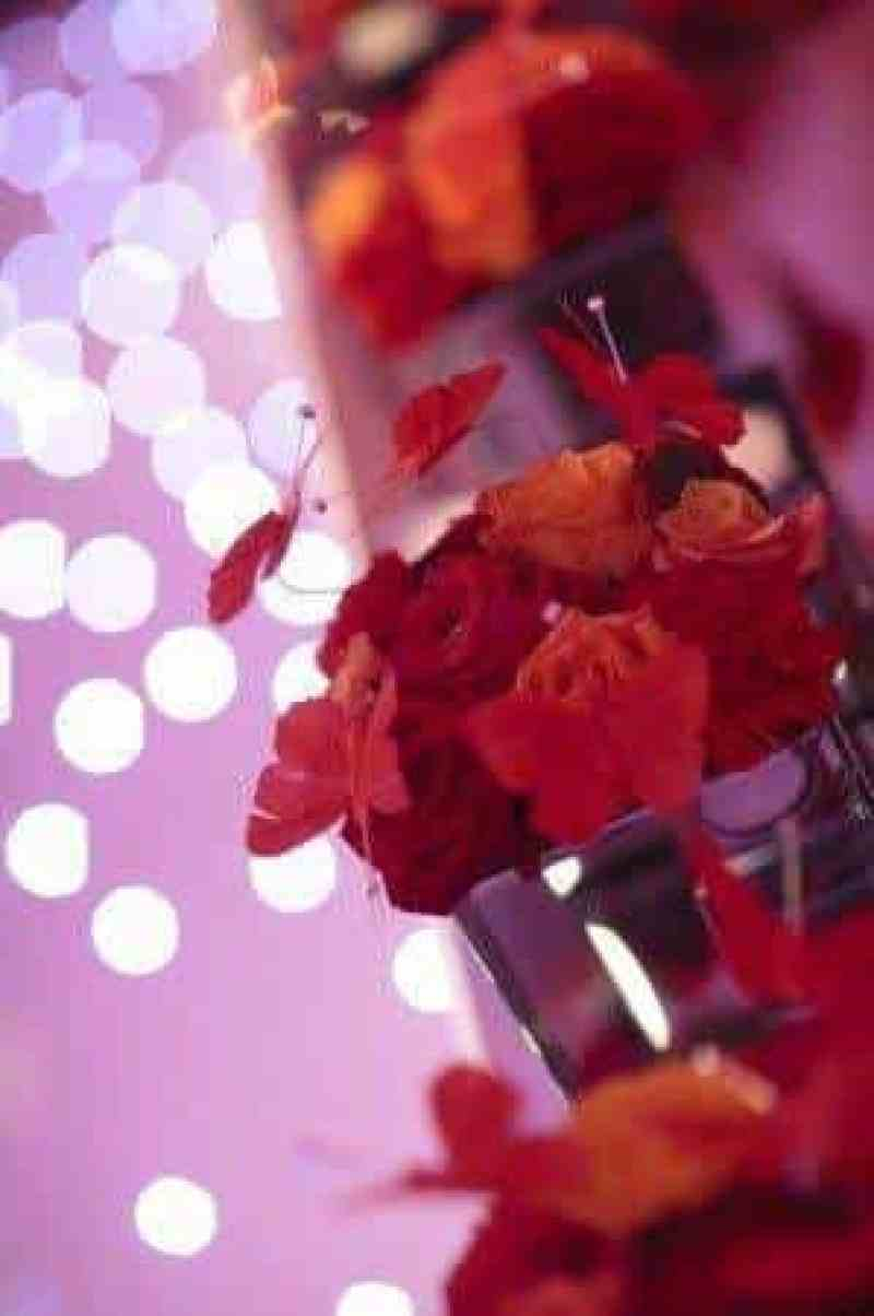Designer wedding flowers London