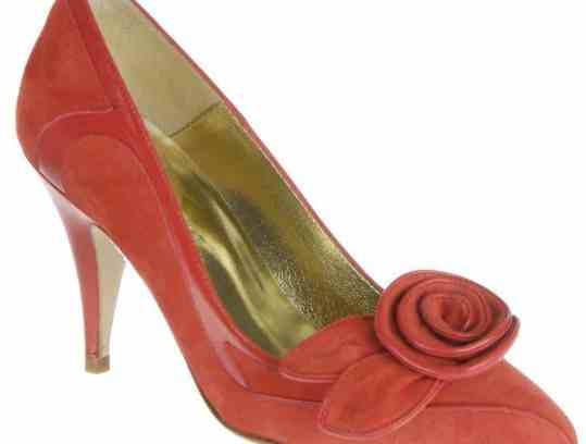 Valenties Day Wedding Shoes
