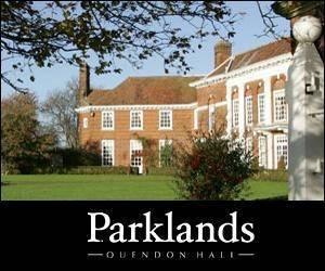 Quendon Hall, Parklands