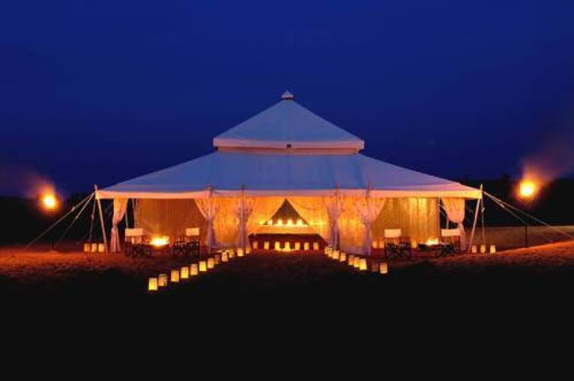 Marquees for weddings