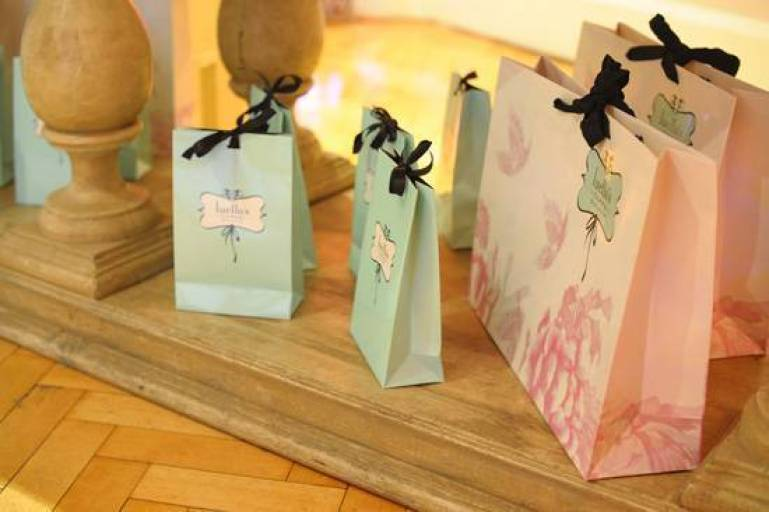 Goodie Bags for all brides