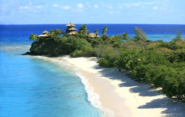 Have Your Wedding On Sir Richard Branson's exclusive Necker Island 2
