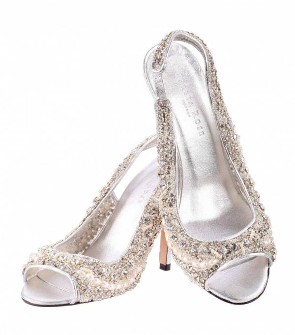 Luxury Wedding Shoes By Freya Rose