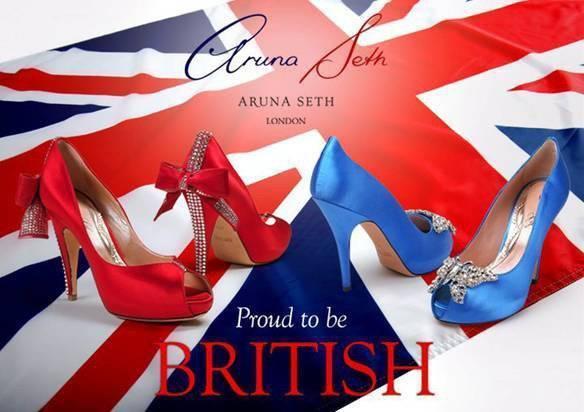 Aruna Seth Shoes