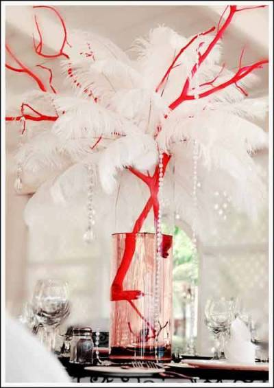 Classic Wedding Table Decoration