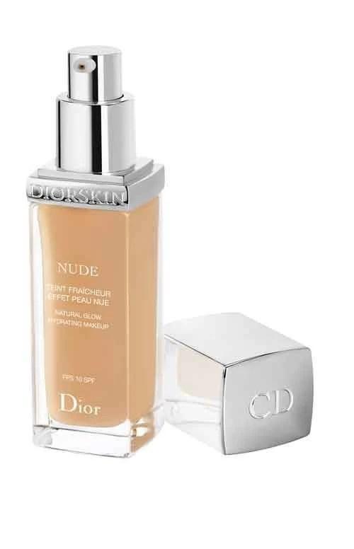 Natural Glow Hydrating Makeup Fluid 10 SPF