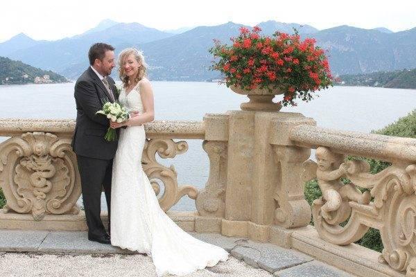 Real Wedding Lake Como