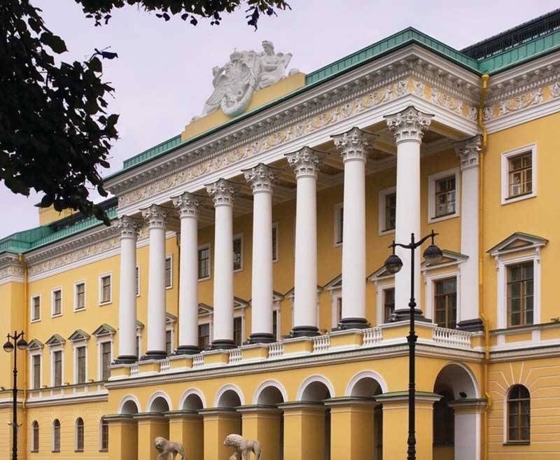The Superbly Restored Four Seasons Hotel Lion Palace St. Petersburg 1