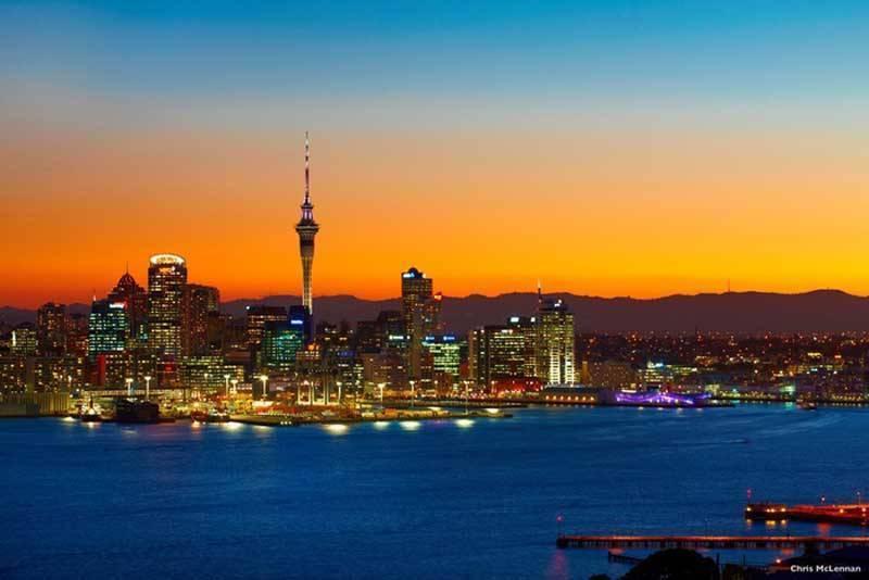 Honeymoon In New Zealand
