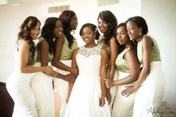 Bridal Party Simply Kayo