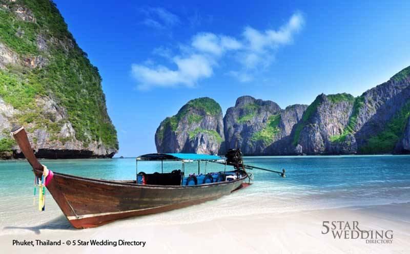 Phuket Thailand: Luxury Honeymoon Destinations