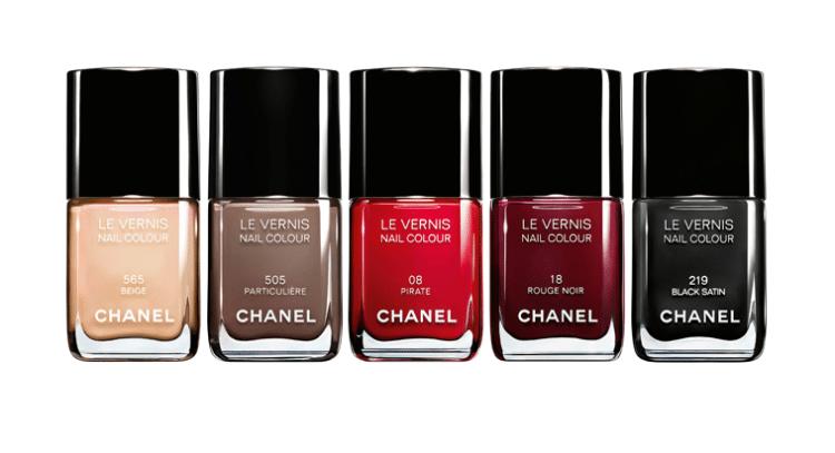 Chanel Le Vernis Couleurs Culte de Chanel 2