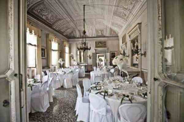 Lake Como Weddings - room