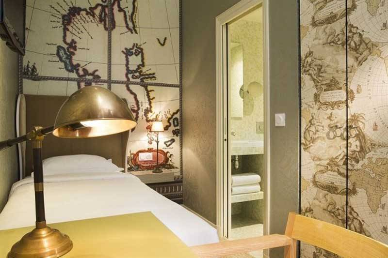 Honeymoon Hotel Paris