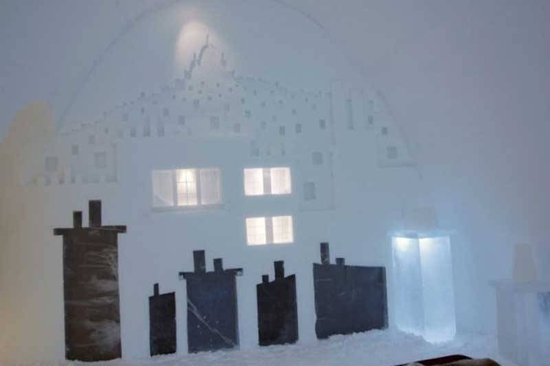 The Ice Hotel Sweden