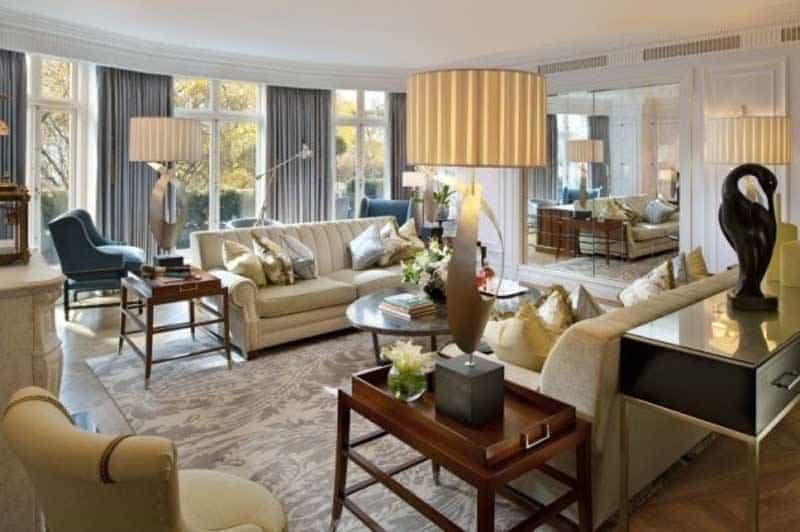 Mandarin Oriental Suite London