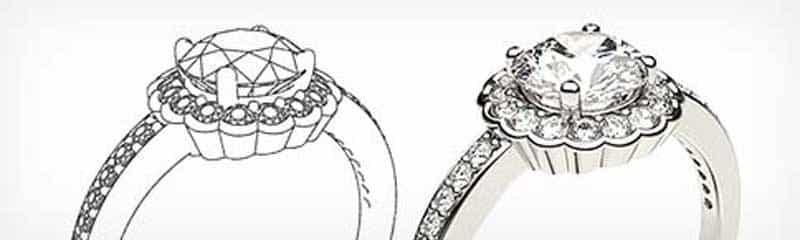 Bespoke Engagment Rings