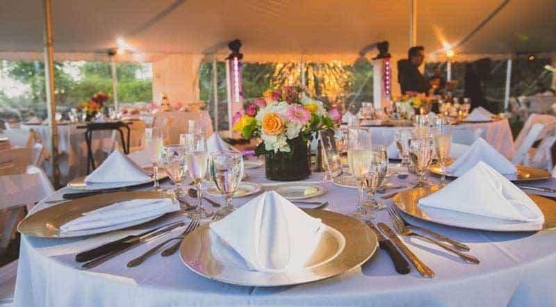 Wedding Decoration Table