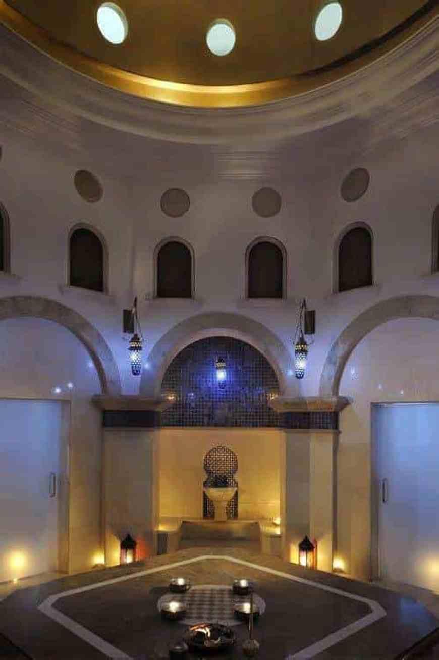 Oriental Hammam Treatment Room