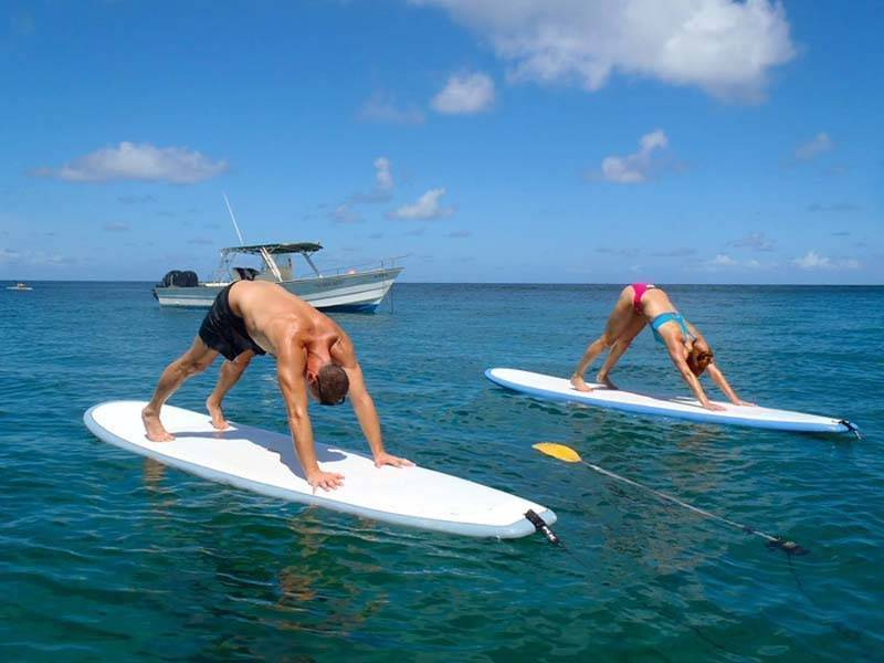 Health and Fitness Travel