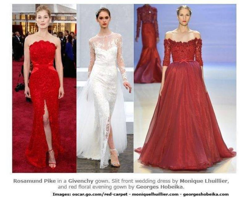 Rosamund Pike in Givenchy (1)