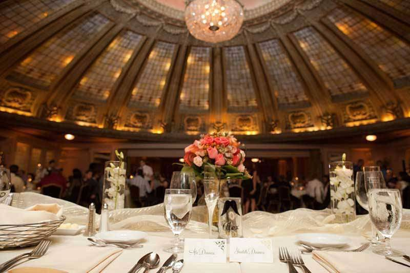 Winter Wedding Table Inspiration