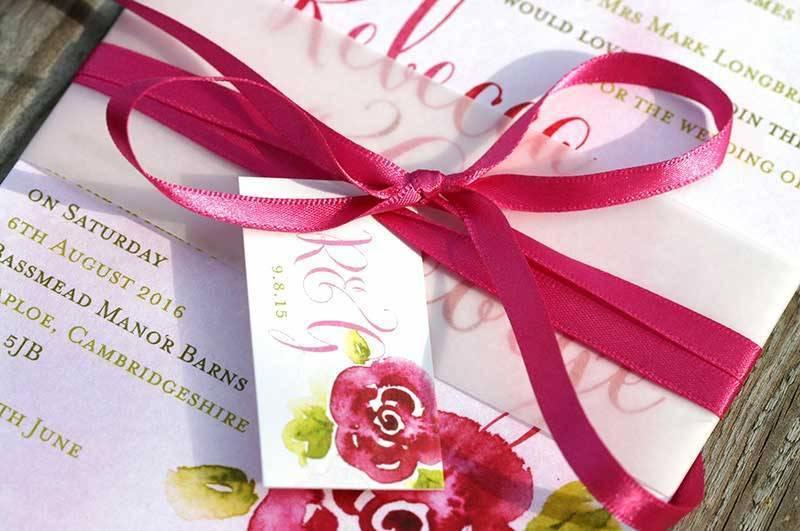 Rosa-2-Belly-Band-Wedding-Invitation-ivy ellen