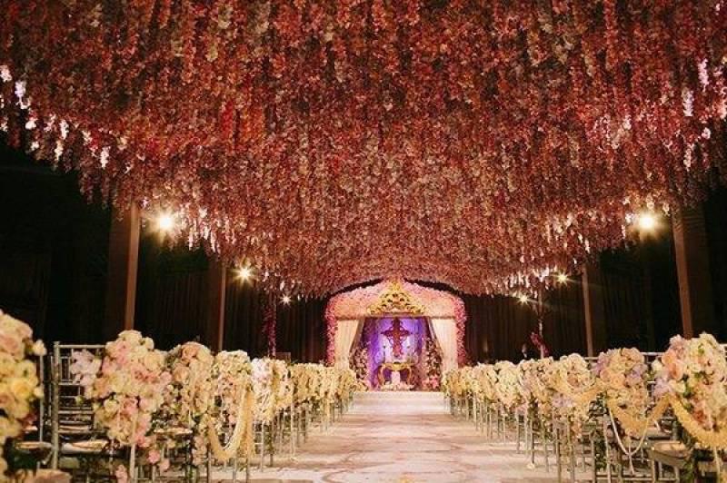 Preston Bailey Wedding Design