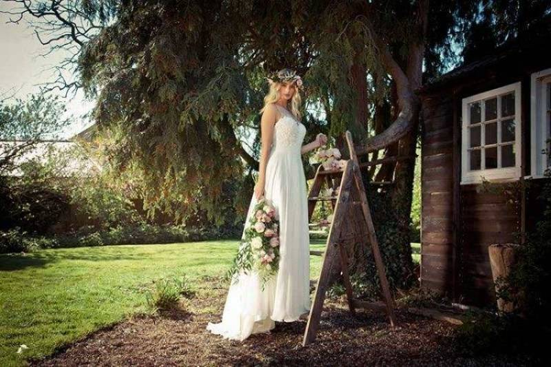 Charlotte Balbier Willa Rose Bridal Collection