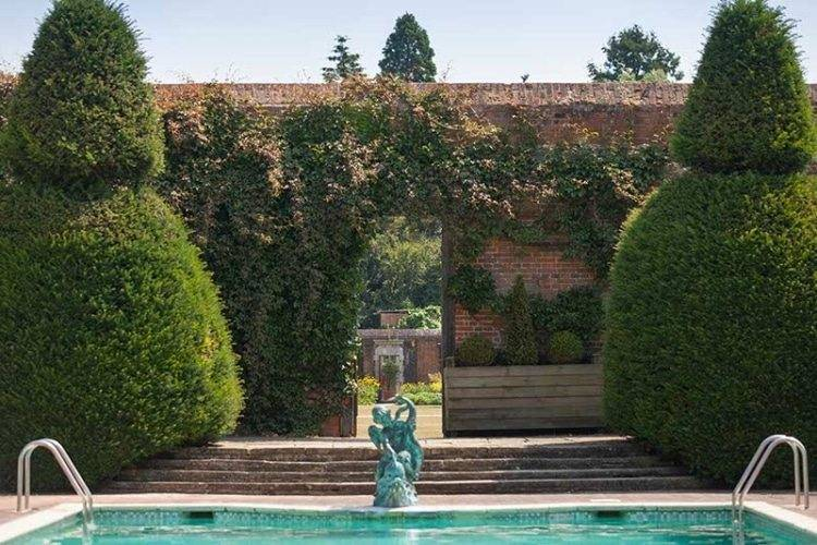 That pool… Photograph courtesy of Cliveden House
