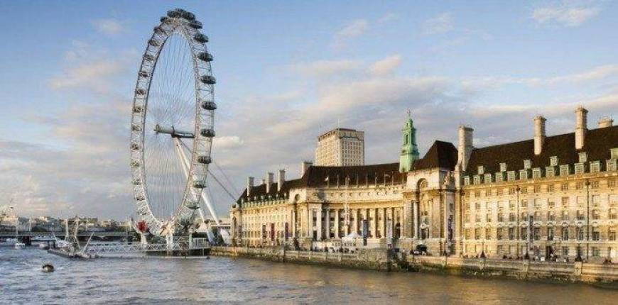 weddings on the London BA London Eye