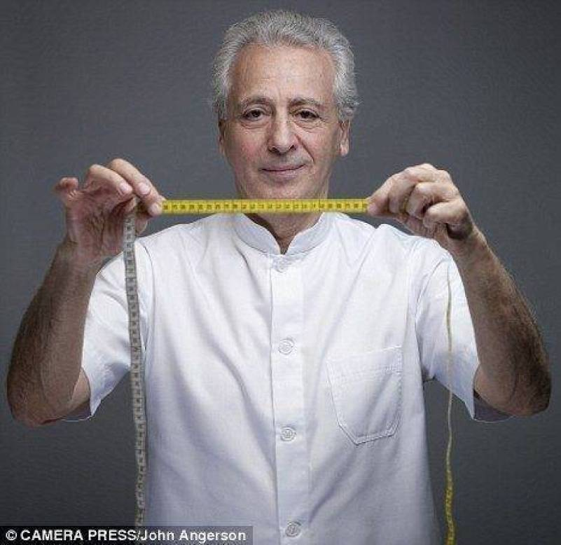 Dukan Diet, created by Dr Pierre Dukan.