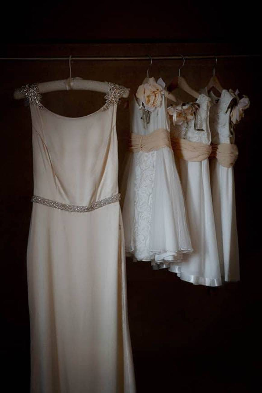 Brides Dress In Venice