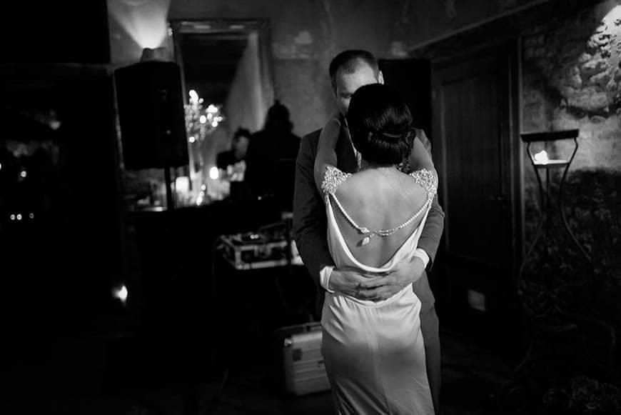 Bride and Groom Venice