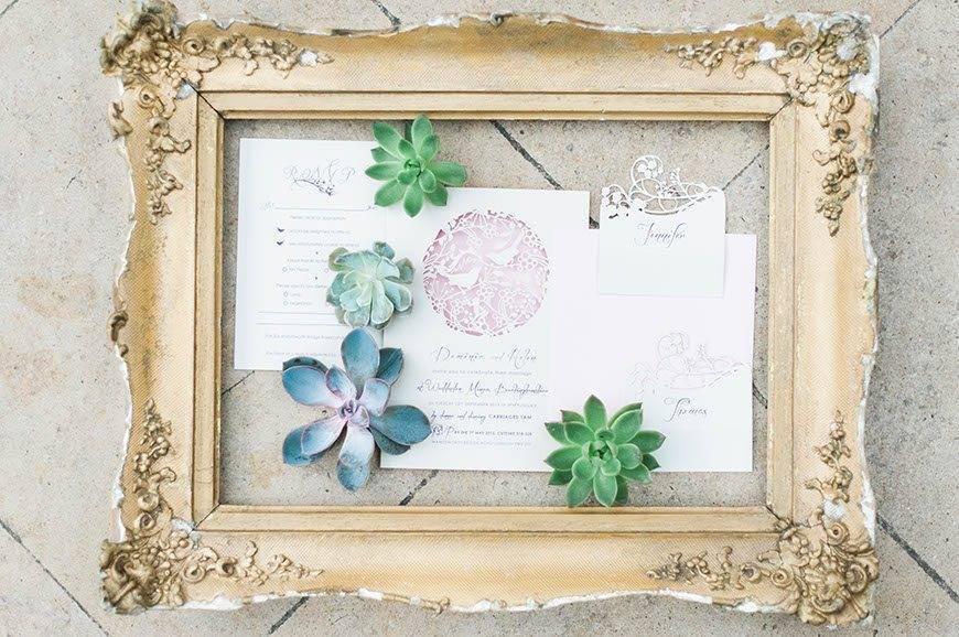 Enchanted Woodland Wedding Inspiration