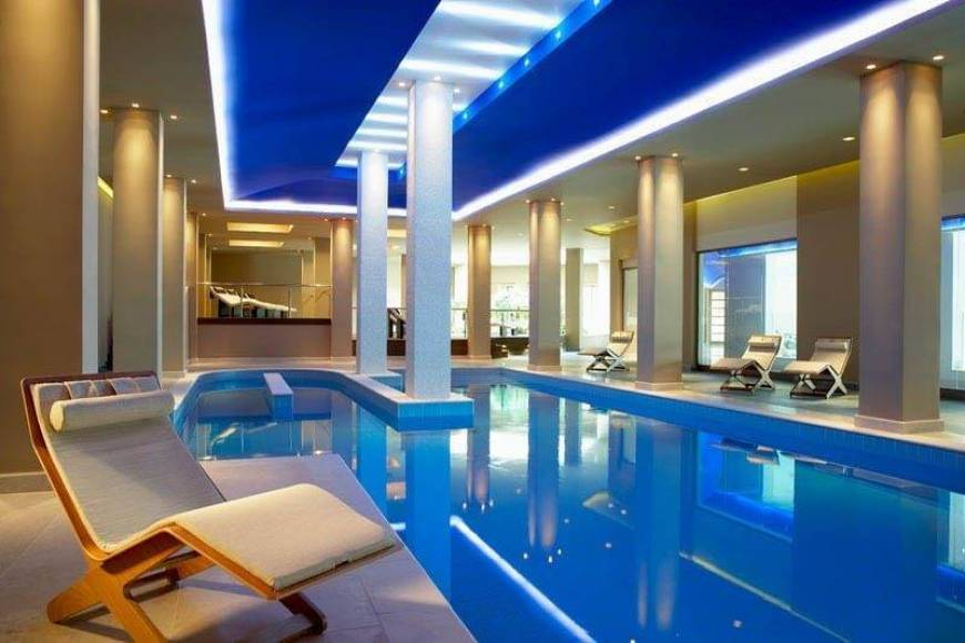 Daios Cove Indoor Pool