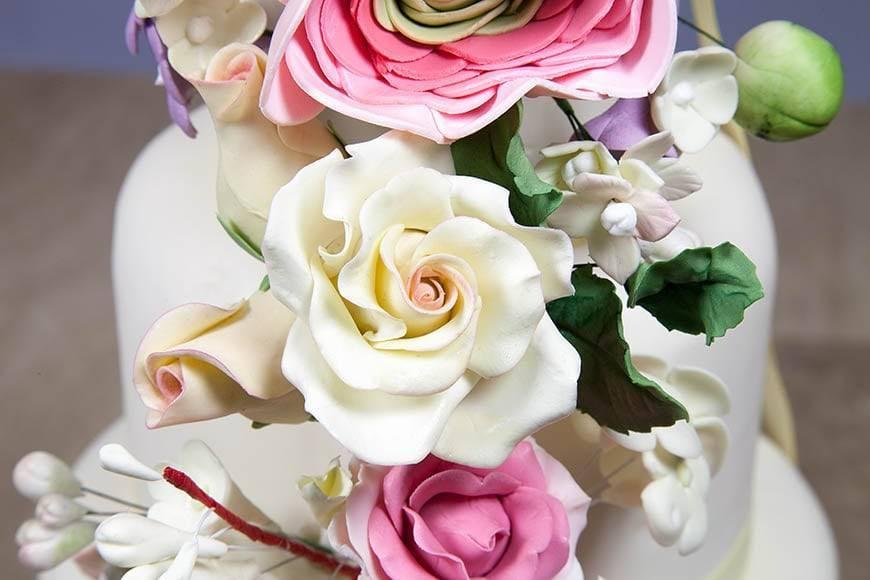 Sugar Flowers - Roses
