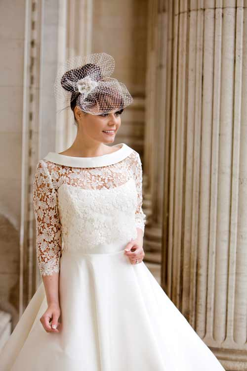 Blue Bridal Wear – Modern Retro