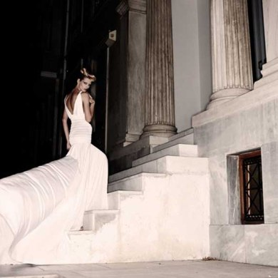 Orsalia Parthenis At White Gallery London 2014