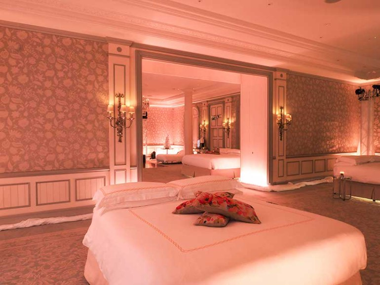 Come To Bed At The Savoy