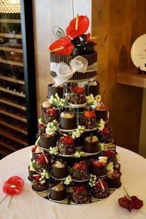 Le Papillon Patisserie Wedding Cakes by Design