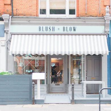 London's Hottest New Blow Dry And Beauty Bar